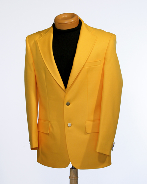 Collection Yellow Mens Blazer Pictures - Reikian