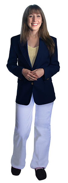 men's navy blue blazer