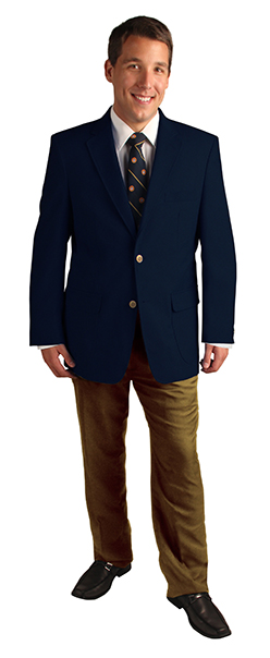 women's wholesale blazers navy or black